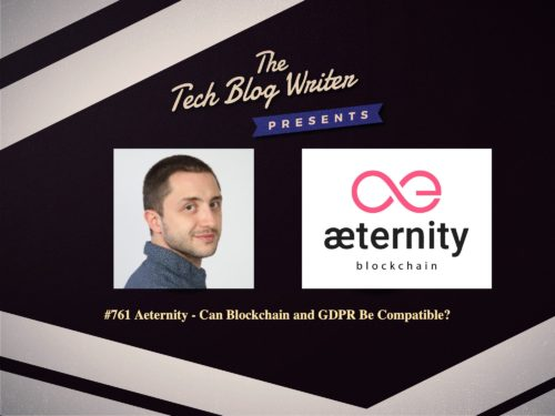 761: Aeternity – Can Blockchain and GDPR Be Compatible?
