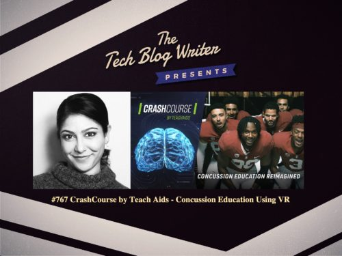 767: CrashCourse by Teach Aids – Concussion Education Using VR