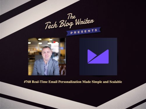 768: Real-Time Email Personalization Made Simple and Scalable