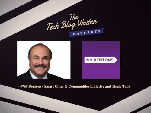 769: Dentons – Smart Cities & Communities Initiative and Think Tank