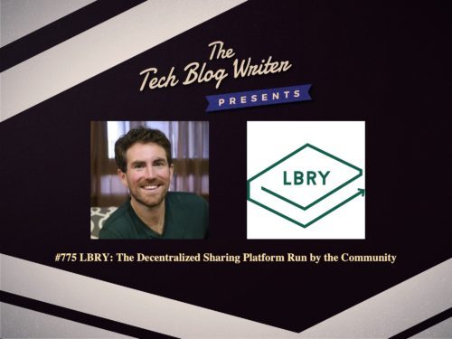 775: LBRY: The Decentralized Sharing Platform Run by the Community