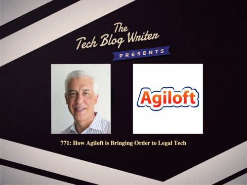 771: How Agiloft is Bringing Order to Legal Tech