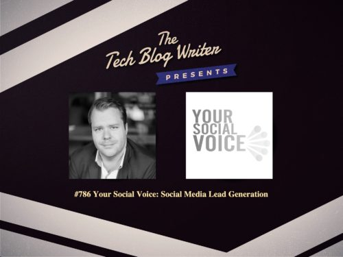 786: Your Social Voice: Social Media Lead Generation