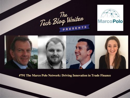 791: The Marco Polo Network: Driving Innovation in Trade Finance
