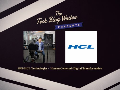 809: HCL Technologies –  Human Centered- Digital Transformation