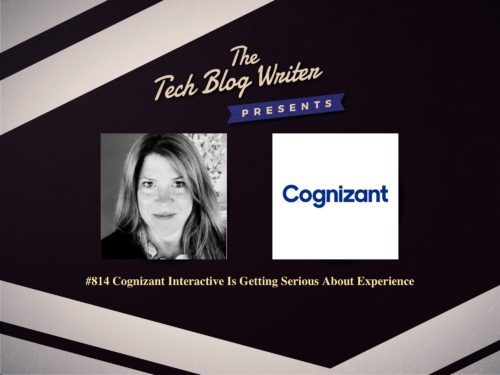 814: Cognizant Interactive Is Getting Serious About Experience