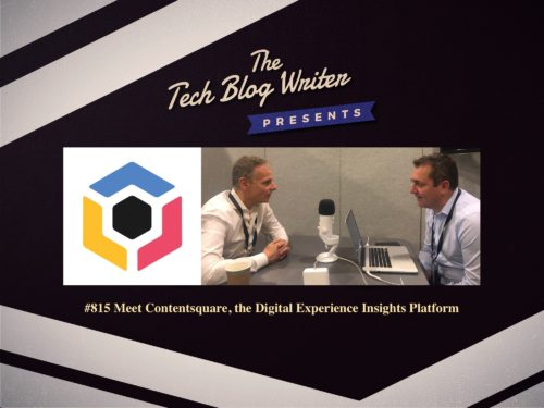 815: Meet Contentsquare, the Digital Experience Insights Platform
