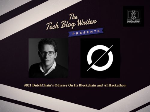 821: DutchChain's Odyssey On Its Blockchain and AI Hackathon