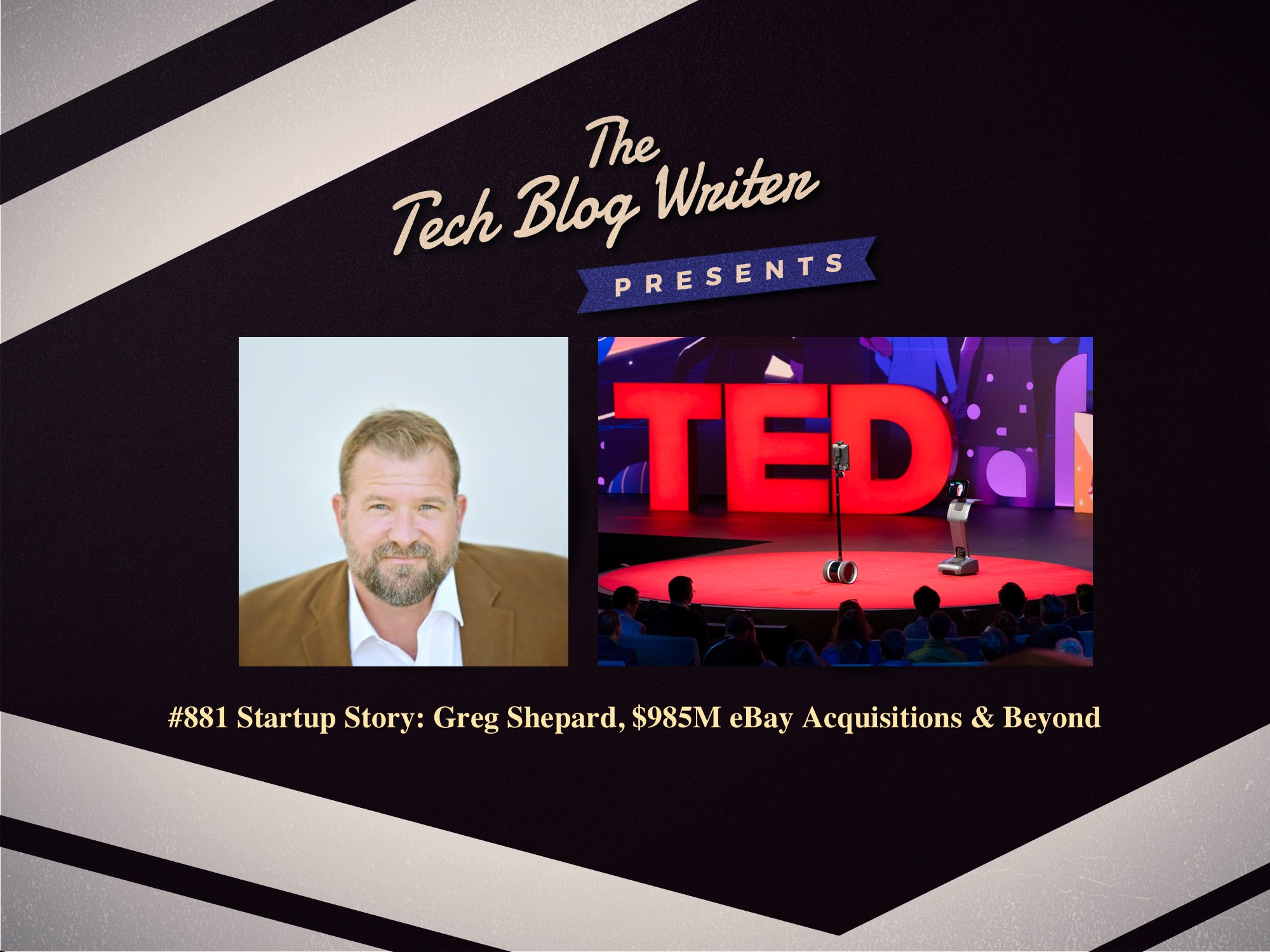 Greg Shepard Shares His Startup Story And The 985m Ebay Acquisition