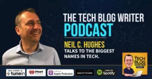 Pro Blogger - Tech Blog Writer Podcast Neil C. Hughes