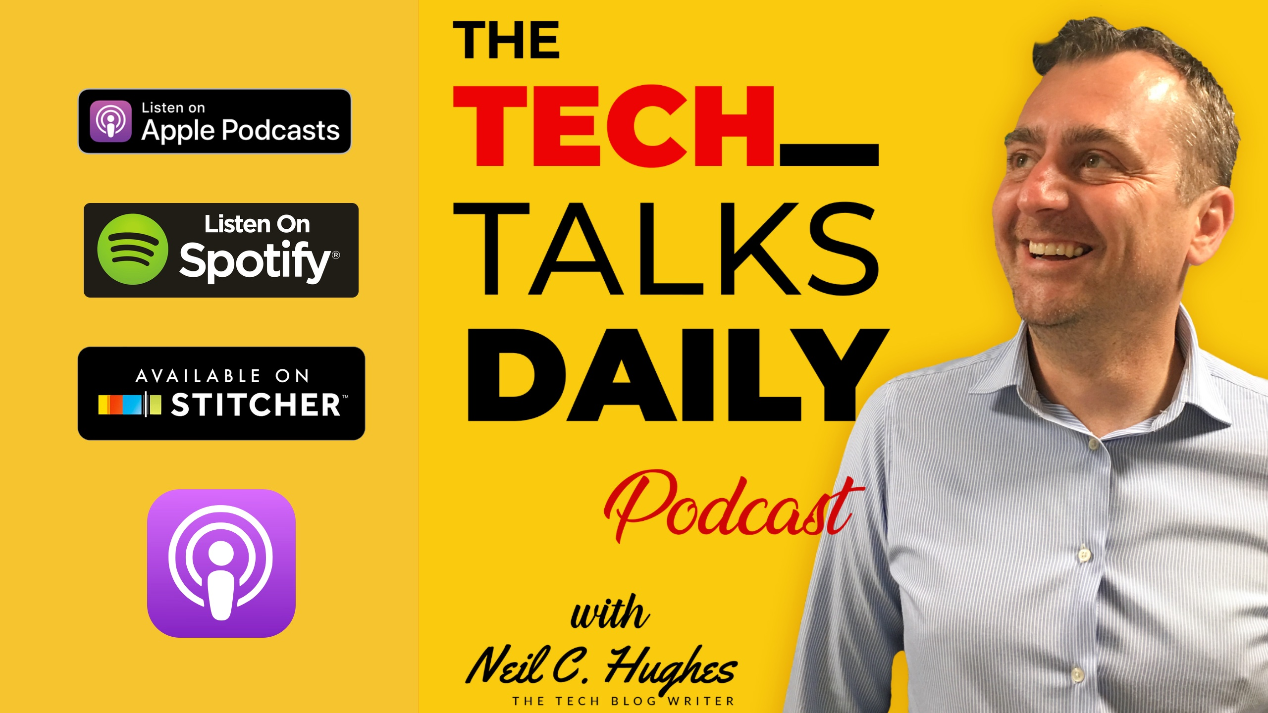 The Tech Blog Writer Podcast Evolves Into The Tech Talks