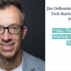 Jim Delkousis Shares The Legal Tech Startup Story Behind Persuit