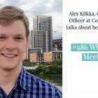 Alex Kilkka, Chief Technology Officer at Commonwealth Joe
