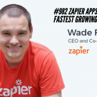 982: Zapier Apps at Work: The Fastest Growing Apps in 2019