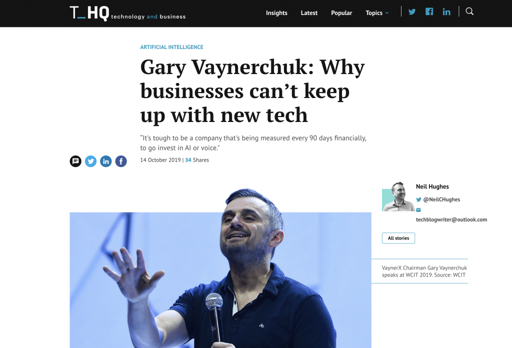 Gary Vaynerchuk - How To Repurpose Content