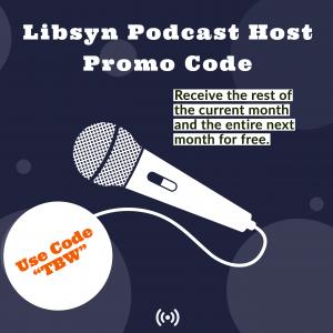 Libsyn Promo Code 2020