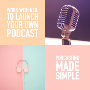 Podcast Launch Program and Editing