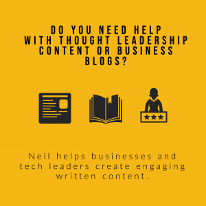 Ghostwritten Thought Leadership Content - Ghostwriter, Tech Blog Writer