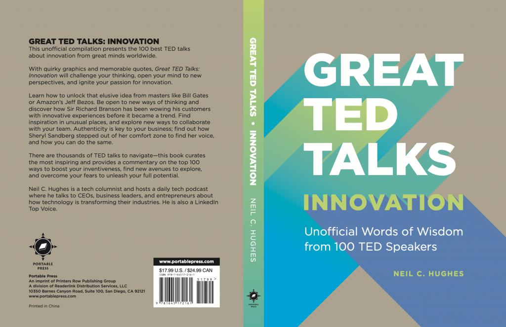 Great Ted Talks: Innovation - Neil C. Hughes