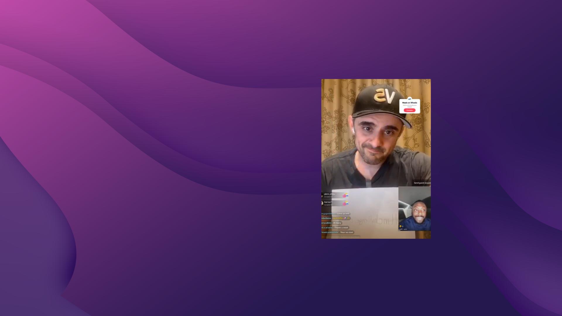 1222: Gary Vaynerchuk And The All In Challenge TikTok Telethon