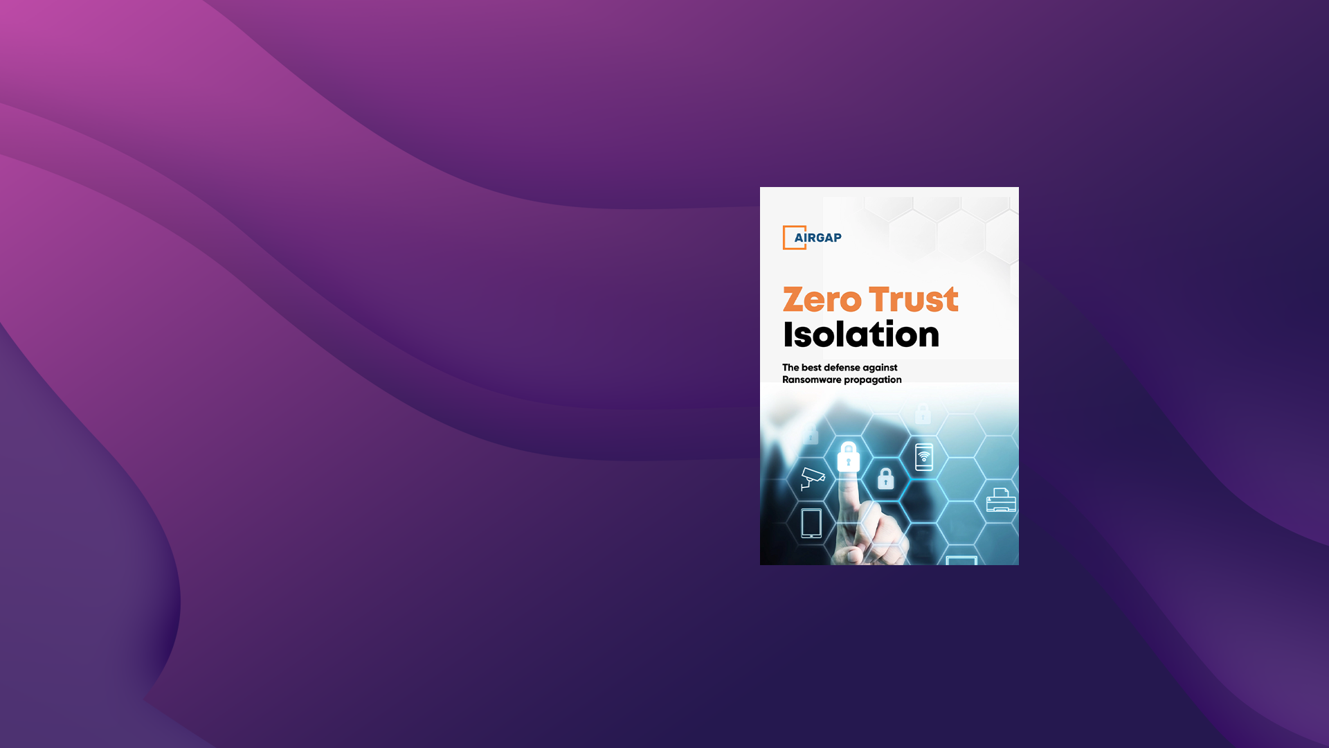1363: The Zero Trust Isolation Platform that Confines Ransomware to a Single Device