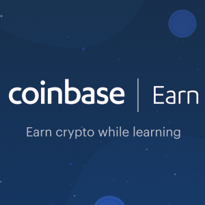 Coinbase Earn Crypto