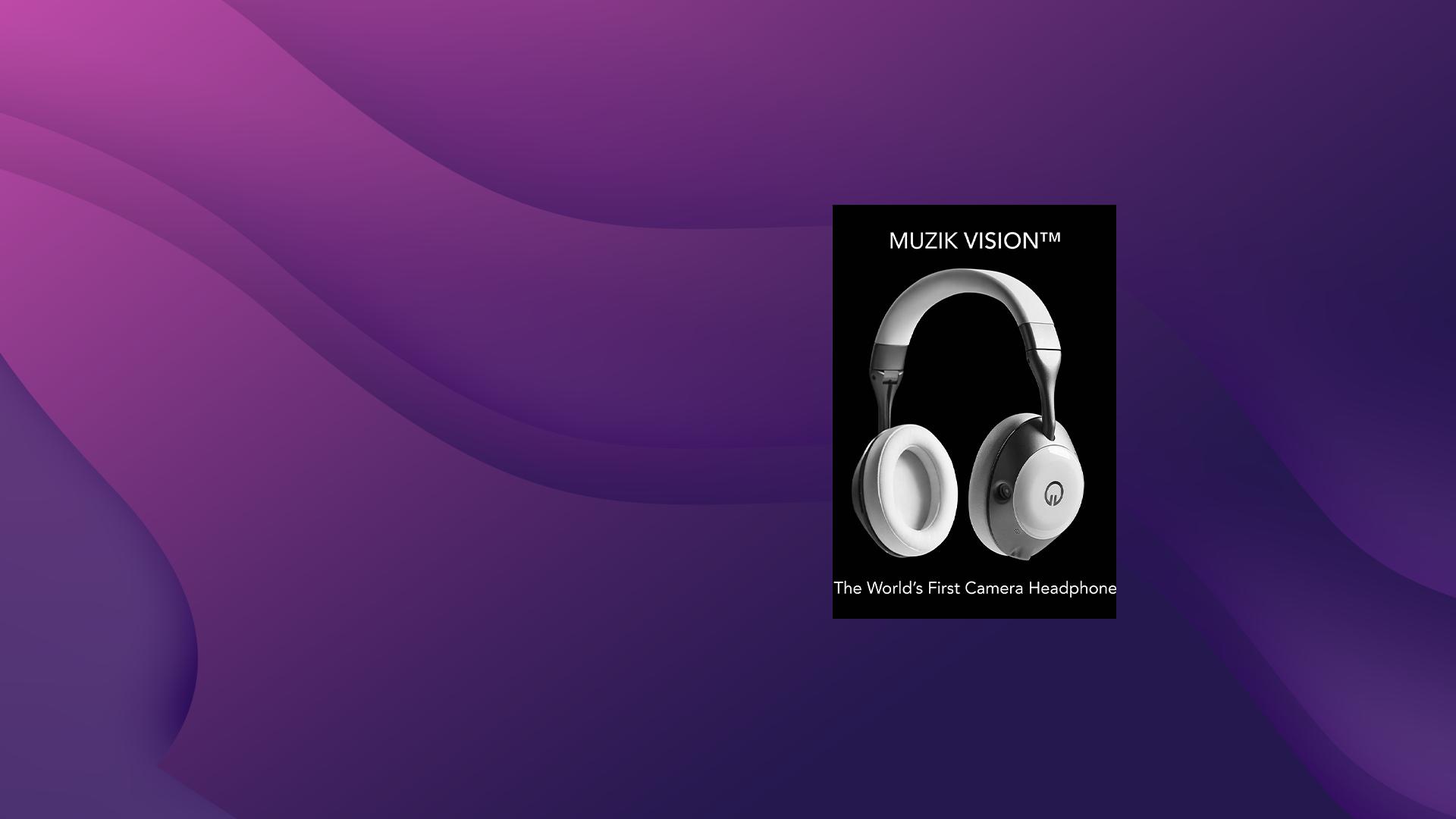 1536: Muzik To Release First-Ever Camera Headphones