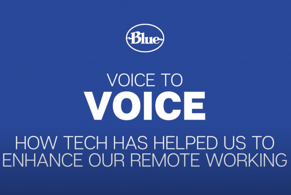 Blue - How tech is helping us adapt to Working From Home